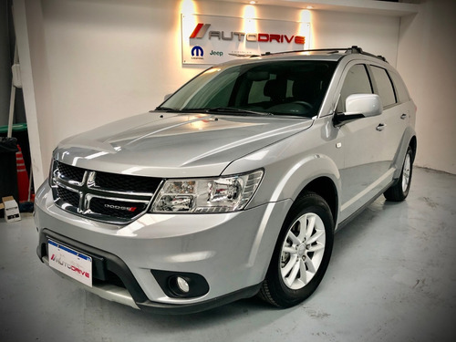 Dodge Journey Sxt Full 3 Filas De Asientos Y Dvd 2017