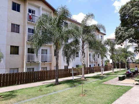 Apartamento Com 2 Dormitórios Pronto À Venda Em Limeira - Sp
