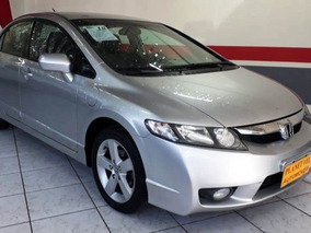 Civic 1.8 Lxs 16v Flex 4p Manual