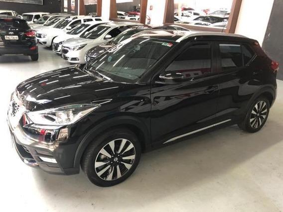 Nissan Kicks 2018 1.6 Sv Cvt (flex) Flex Automática