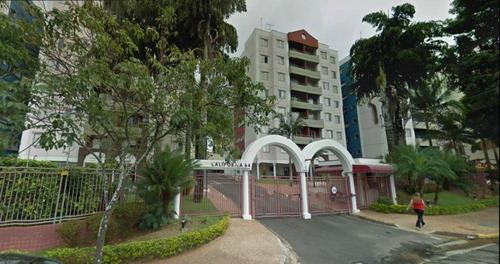Apartamento Com 2 Dormitórios À Venda, 85 M² Por R$ 370.000,00 - Jardim Santa Genebra - Campinas/sp - Ap0180