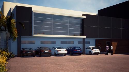 Imagen 1 de 6 de Bodega  Industrial En Venta En Santa Catarina Nl