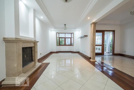 Casa Para Aluguel - Santo Amaro, 4 Quartos, 350 - 893116729