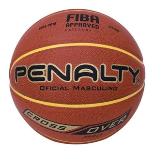 Bola De Basquete Penalty 7.6 Crossover Viii Original