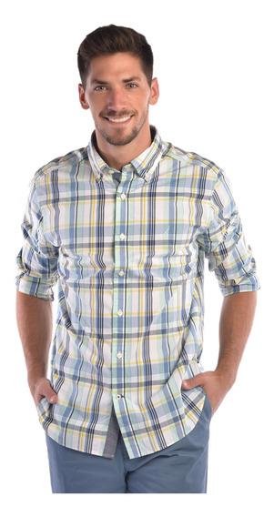 Camisa Nautica W82915 Color Hombre