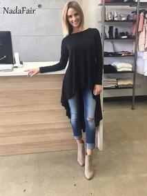 bb5af762cd Blusa Mullet Feminina Lisa - Calçados