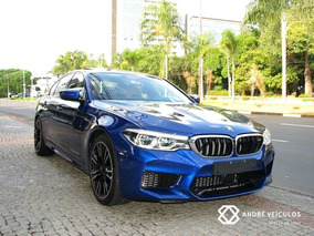 Bmw M5 4.4 V8 Twin Power M Xdrive