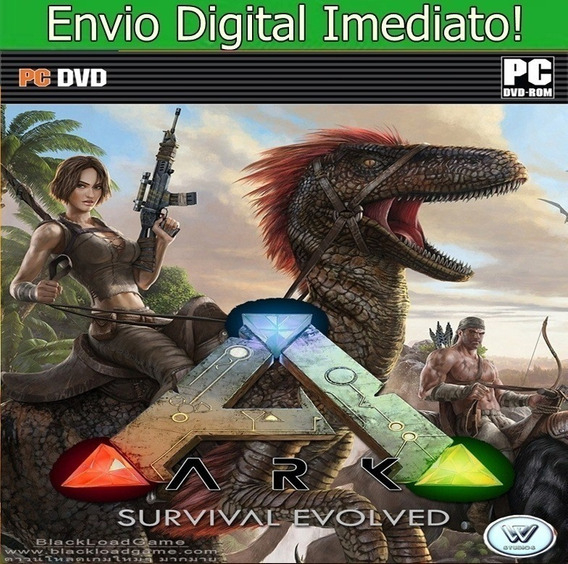 Ark Survival Evolved Early Pc Original
