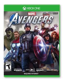 Marvel Avengers - Xbox One