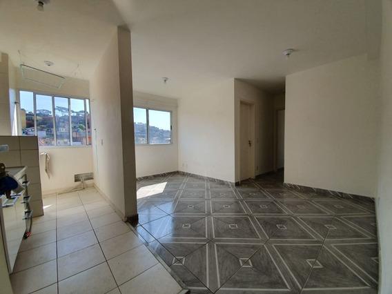 Apartamento Para Alugar - São Marcos - Embu Das Artes - 615 - 34233510