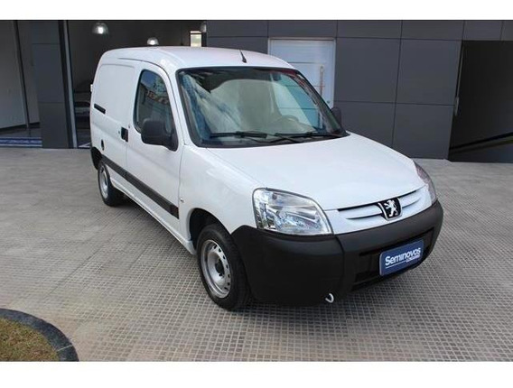 Peugeot Partner Furgão 1.6 2019 C/ Porta Lateral E A/c 0km