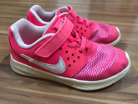 Tênis Infantil Nike Rosa