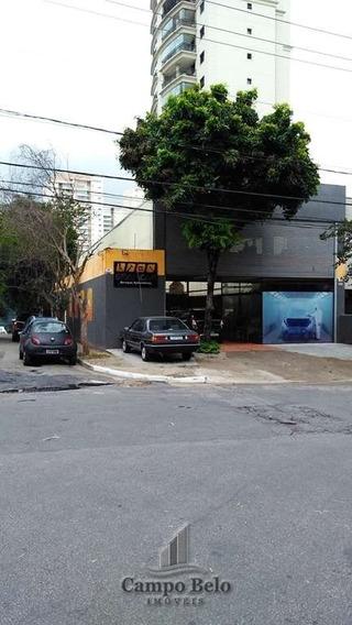 Galpão Comercial No Campo Belo - Ga018-1