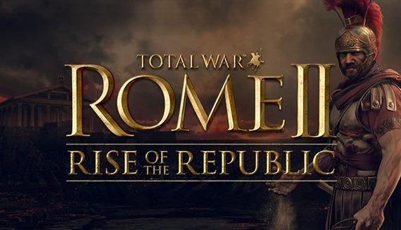 Total War Rome Ii Rise Of The Republic+ Pc