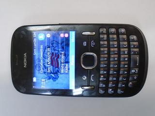 Celular Nokia Asha 201 - Seminovo