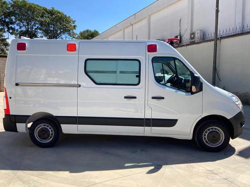 Ambulância Uti Renault Master L2h2 2021/2022 0km