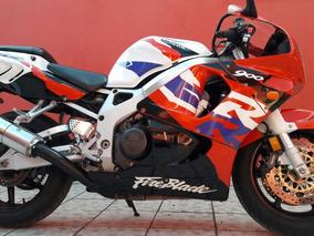 Moto Cbr 900rr -ótimo Estado - Venda Com O Proprietario