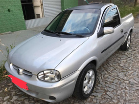 Chevrolet Corsa Pick-up 1.6 St 2p 2002