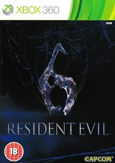 Resident Evil 6 Xbox 360 | Xbox 360 Digital