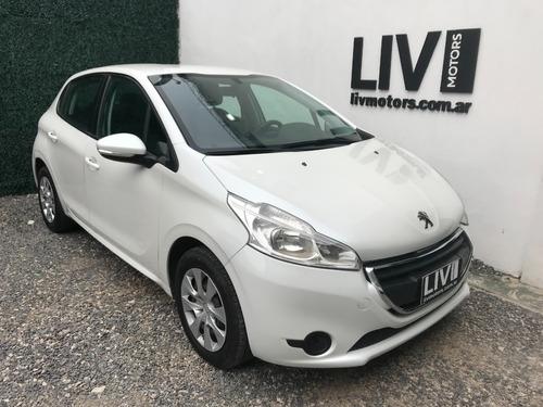 Imagen 1 de 15 de Peugeot 208 Active 1.5 Año 2015 - Liv Motors