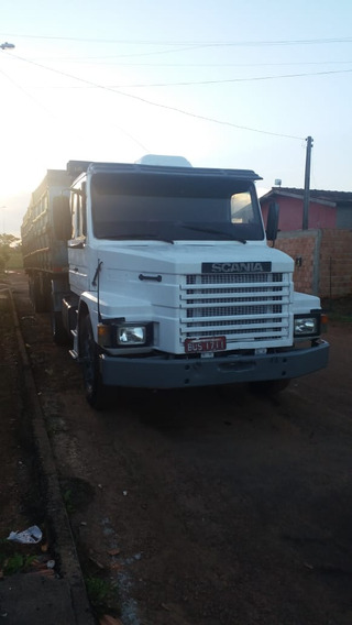 Scania 112 Engatado Carreta Randon