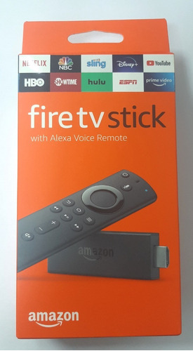 Amazon Fire Tv Stick Alexa Voice Remoto Smart Tv Chacao