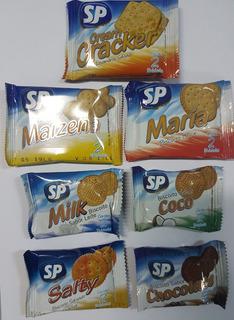 100un Biscoitos Sortidos Sp Sache 2un
