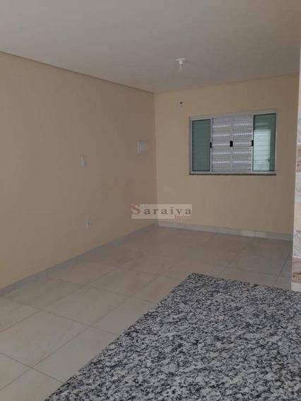 Kitnet Com 1 Dormitório Para Alugar, 33 M² Por R$ 1.280,00/mês - Jardim Hollywood - São Bernardo Do Campo/sp - Kn0011