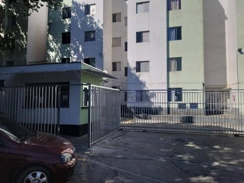 Apartamento Com 2 Dormitórios À Venda, 45 M² Por R$ 170.000 - Jardim São Luis - Guarulhos/sp - Ap1102