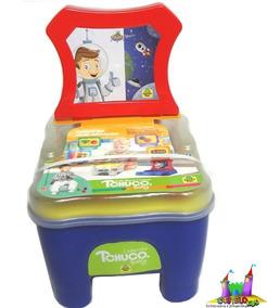 Cadeirinha Tchuco Baby Educativa Para Crianças