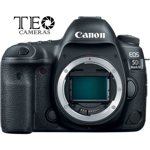 Camera Canon Dslr Eos 5d Mark Iv Corpo C/ Recibo