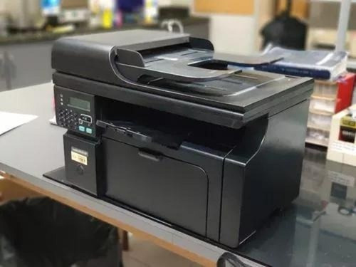 Impressora Multifuncional Hp Laserjet M1212 + Cartucho Novo