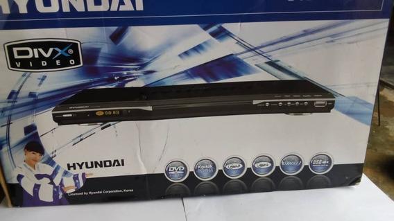 Dvd Mpa Mp3 Usb Hyundai Salida De Video Rca Y Vga