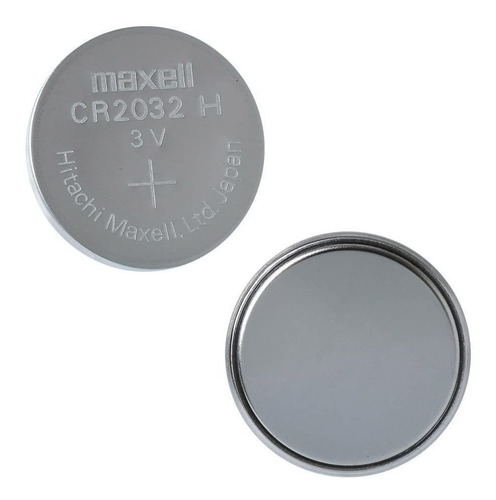 Maxell Cr2032 - Pilas De Litio (15 Unidades)