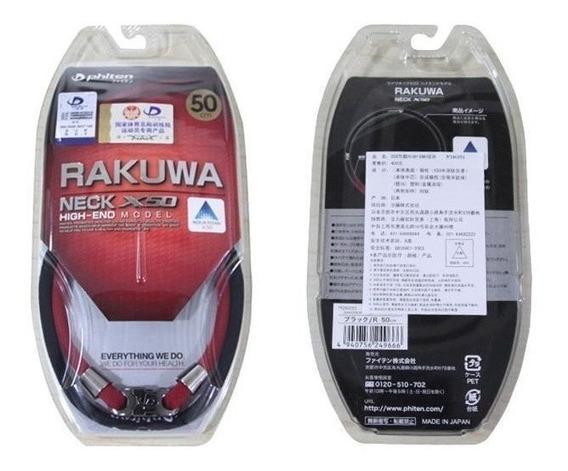 Oferta Collar Rakuwa X50 Aqua Titanium 10 Pzas