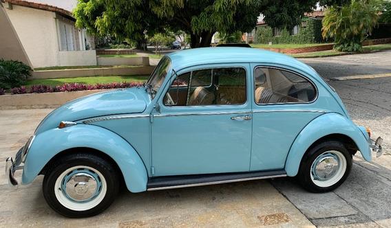 Volkswagen Escarabajo 1966 Clásico Original