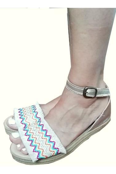 Guillerminas Con Plataforma S/yute, Sandalias, Zapatos