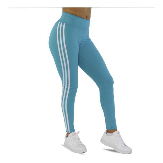 Ropa Deportiva Mujer Legging Colombianos Licra Mallas -58 /l