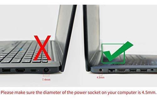 Imagen 1 de 5 de Original Dell 65 W Adaptador De Ca De Repuesto Para Dell Ins