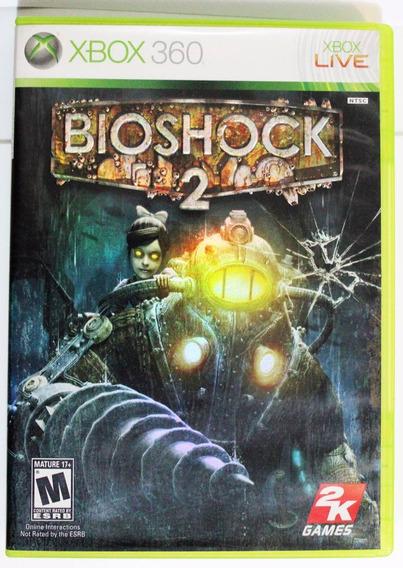 Games Bioshock 2 - Xbox 360 (novo Lacrado)