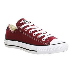 Zapatos Converse All Star Vinotinto (36 A 42 )