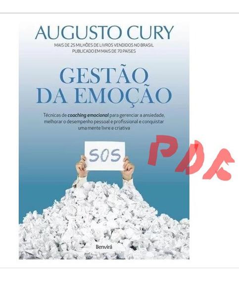 Gestão Da Emoção Livro Augusto Cury