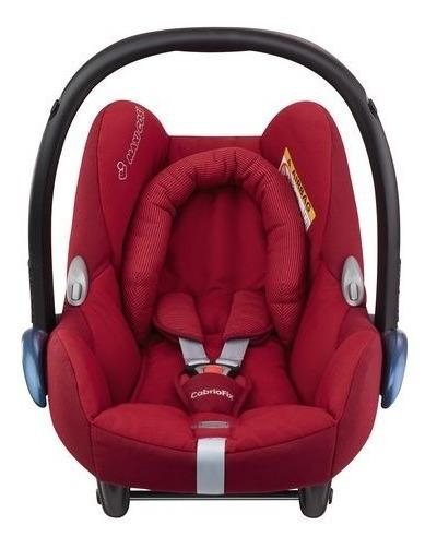 Silla Nido Cabriofix Robin Red Maxi-cosi