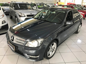 Mercedes Benz Classe C 1.8 Turbo 4p Unico Dono