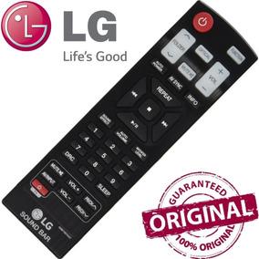 Controle Som Lg Sound Bar Akb73575421 / Nb3250a / Nb3520a