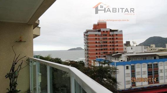 Apartamento A Venda No Bairro Tombo Em Guarujá - Sp. - 1336-1