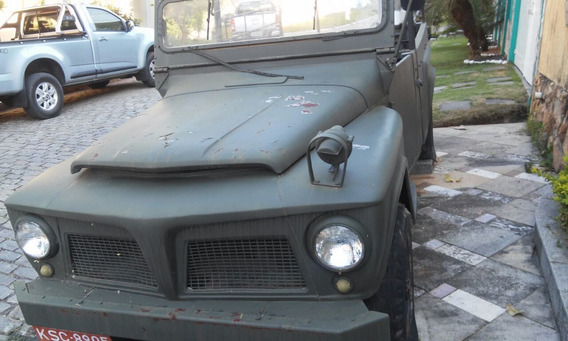 Ford Willys Militar F-85 Cachorro Loco