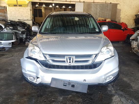 Sucatas Honda Crv 4x4 2011 Vendas De Peças