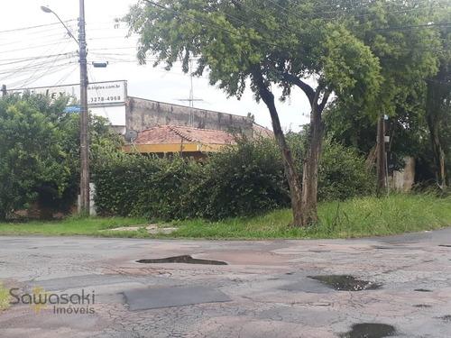 Terreno A Venda No Bairro Hauer Em Curitiba - Pr.  - 5714-1
