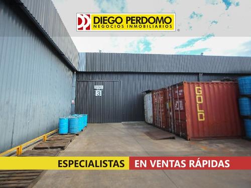 Depósito De 600m², En Alquiler. Ciudad Del Plata